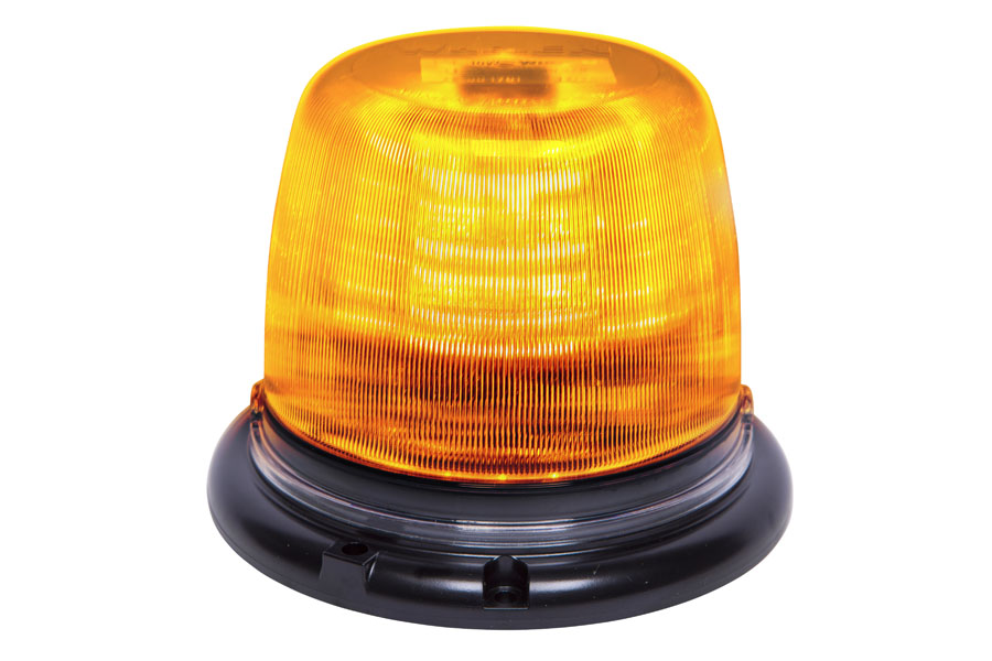 Whelen L41 amber zwaailamp