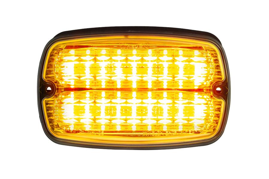 Whelen M6 amber