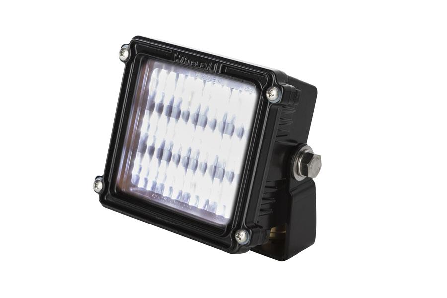 Whelen Pioneer Micro zwart werklamp flood