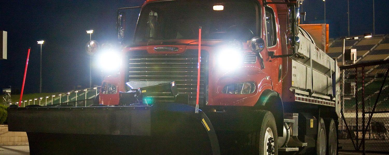 Whelen Pioneer Plus Enkel werklamp truck