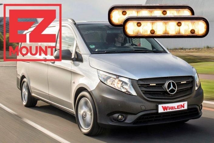 Whelen ION EZ-Mount Mecedes-Benz Vito