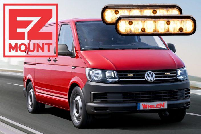 Whelen ION EZ-Mount Volkswagen Transporter T6