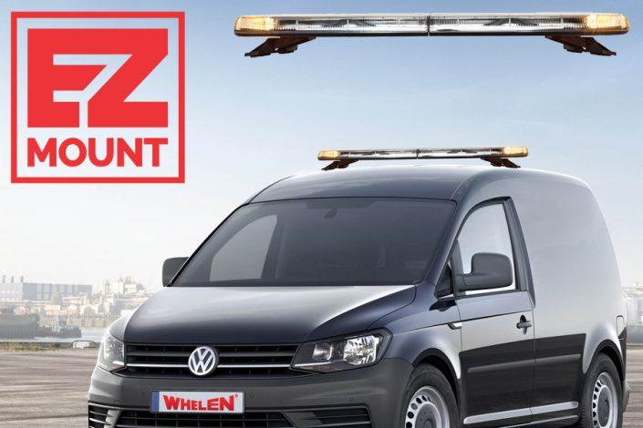 Whelen ION EZ-Mount Volkswagen Caddy