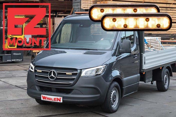 Whelen ION EZ-Mount Mercedes-Benz Sprinter