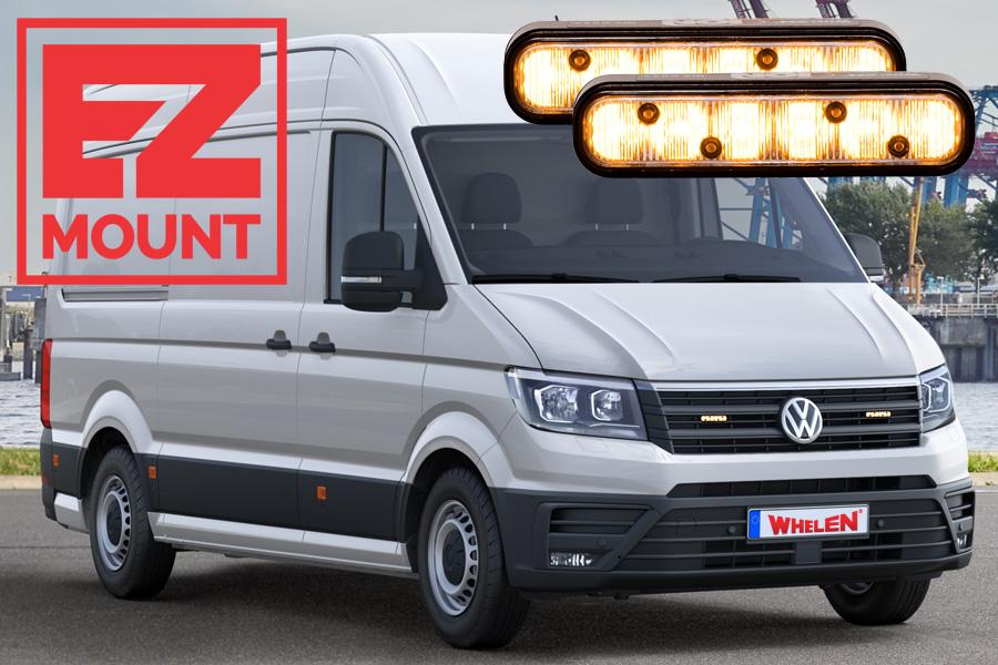 Whelen ION EZ-Mount Volkswagen Crafter (moet T-ION zijn)