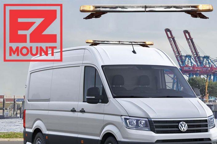 Whelen Justice EZ-Mount Volkswagen Crafter