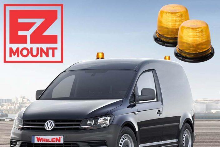 Whelen L41 EZ-Mount Volkswagen Caddy
