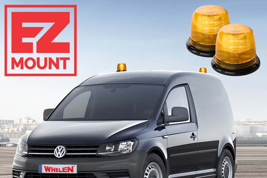 Whelen L41 EZ-Mount Volkswagen Caddy