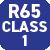 Blauwe flitsers, klasse 1 gecertificeerd